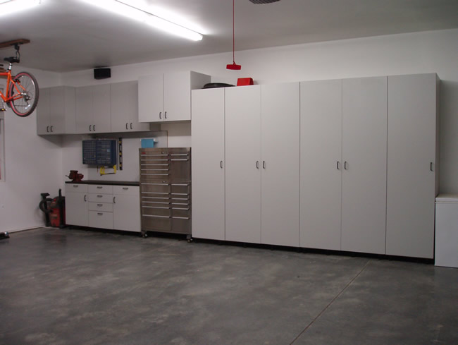 Garage Cabinets of Idaho Bases